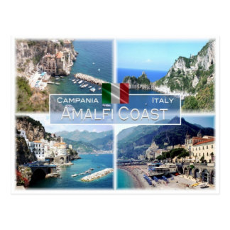 IT Italy - Campania - Amalfi Coast - Postcard