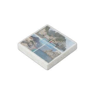IT Italy - Campania - Amalfi - Stone Magnet