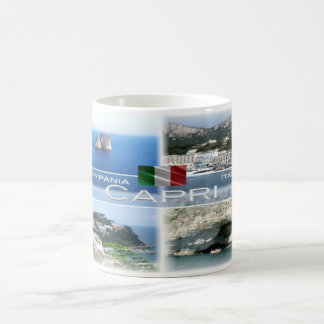 IT Italy - Campania - Capri - Coffee Mug