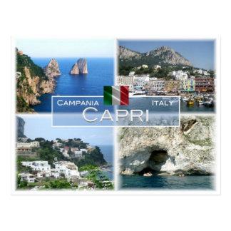 IT Italy - Campania - Capri - Postcard
