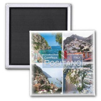 IT - Italy # Campania - Positano - Magnet