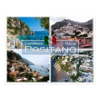 IT Italy - Campania - Positano - Postcard