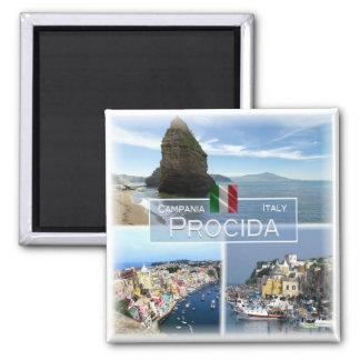 IT - Italy # Campania - Procida - Magnet