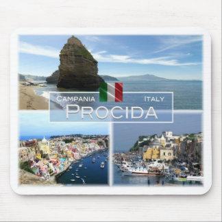 IT Italy - Campania - Procida - Mouse Pad