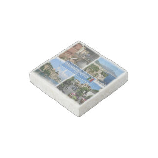 IT Italy - Campania - Sorrento Amalfi Coast - Stone Magnet