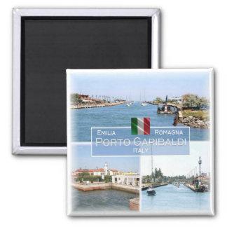 IT Italy # Emilia Romagna - Porto Garibaldi - Magnet