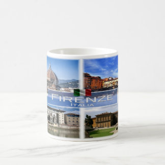 IT Italy - Florence - Firenze - Coffee Mug