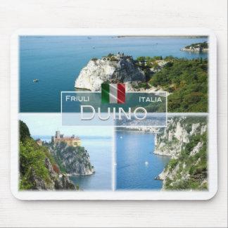 IT Italy - Friuli Venezia Giulia - Duino - Mouse Pad