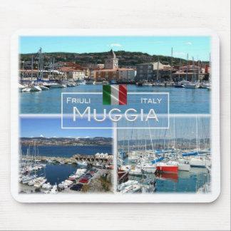IT Italy - Friuli Venezia Giulia - Muggia - Mouse Pad