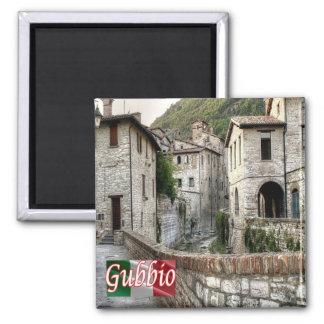 IT - Italy - Gubbio _ District San Martino Magnet