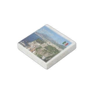 IT  Italy -  Italia - Sorrento Amalfi Coast Stone Magnet