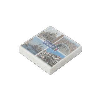 IT  Italy - Italia - Venice - Gran Canal - Stone Magnet