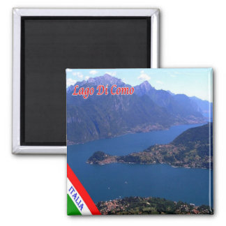 IT - Italy - Lake Como - Panorama Magnet