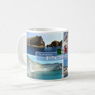 IT Italy - Lazio - Ponza - Coffee Mug
