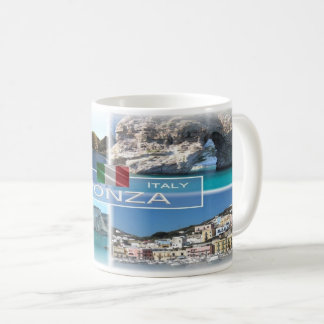 IT Italy -  Lazio - Ponza - Coffee Mug