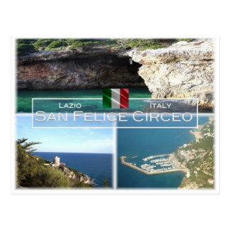 IT Italy - Lazio - San Felice Circeo - Postcard