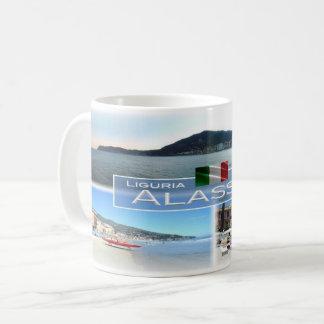 IT Italy - Liguria - Alassio - Coffee Mug