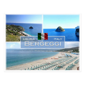 IT Italy - Liguria -  Bergeggi - Postcard