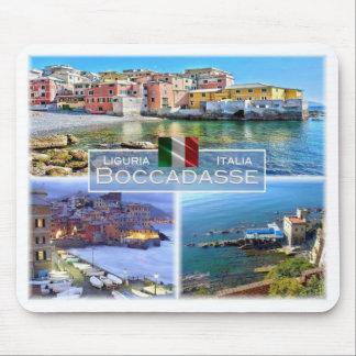 IT Italy - Liguria - Boccadasse notturna - Mouse Pad