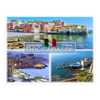 IT Italy - Liguria - Boccadasse - Postcard