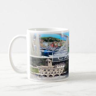 IT Italy - Liguria - Camogli - Coffee Mug