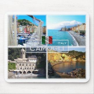 IT Italy - Liguria - Camogli - Mouse Pad