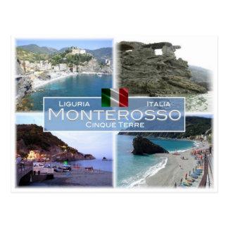 IT Italy - Liguria - Monterosso - Postcard