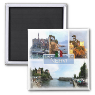 IT Italy # Liguria -   Nervi - Magnet