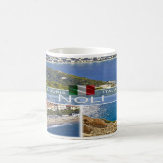 IT Italy -  Liguria -   Noli - Coffee Mug