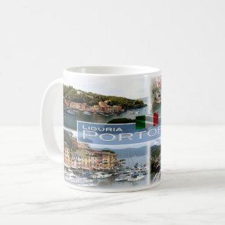 IT Italy - Liguria - Portofino - Coffee Mug