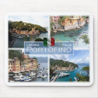 IT Italy - Liguria - Portofino - Mouse Pad