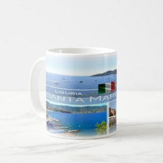 IT Italy - Liguria - Santa Margherita ligure - Coffee Mug