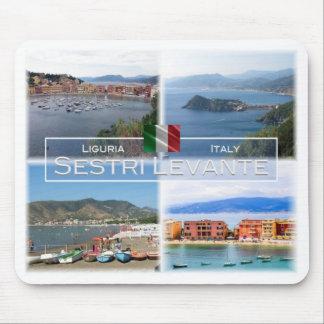 IT Italy - Liguria - Sestri Levante - Mouse Pad