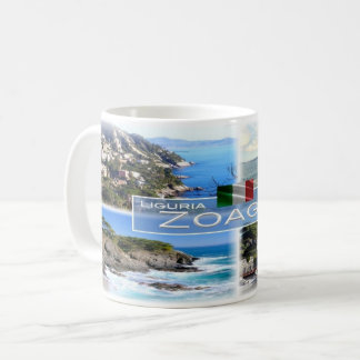 IT Italy - Liguria - Zoagli - Coffee Mug