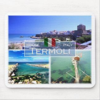 IT Italy - Molise - Termoli - Mouse Pad