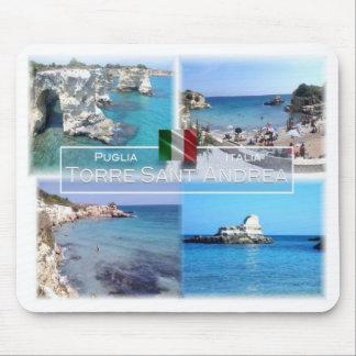 IT Italy - Puglia - Torre Sant' Andrea - Mouse Pad