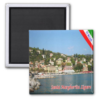 IT - Italy - Santa Margherita Ligure Magnet