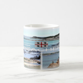 IT Italy - Sardegna - Arzachena - Coffee Mug