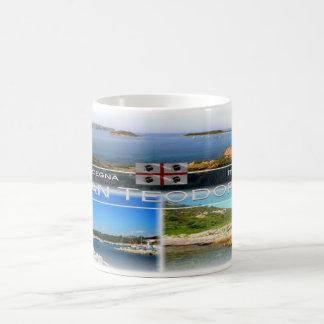 IT Italy - Sardegna - San Teodoro - Coffee Mug