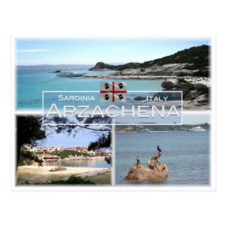IT Italy - Sardinia - Arzachena - Postcard