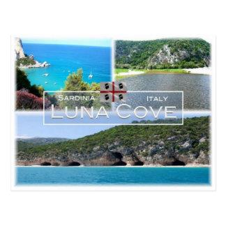 IT Italy - Sardinia - Baunei - Cove Luna - Postcard