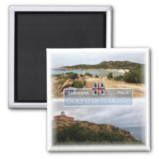 IT # Italy - Sardinia - Capo Spartivento - Magnet