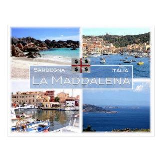 IT Italy - Sardinia - La Maddalena - Postcard
