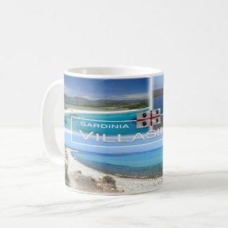 IT - Italy - Sardinia - Villasimius  - Coffee Mug