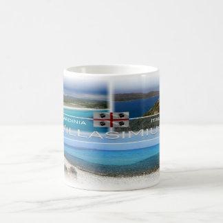 IT Italy - Sardinia - Villasimius - Coffee Mug