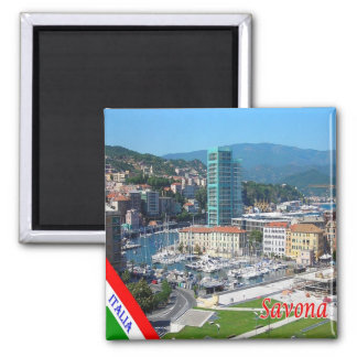 IT - Italy - Savona - Tourist Port Magnet