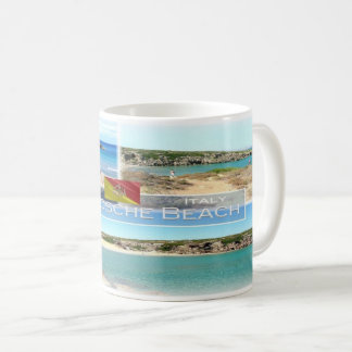 IT Italy - Sicily - Calamosche Beach - Coffee Mug
