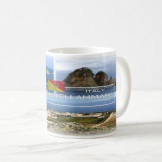 IT Italy - Sicily - Scopello - Coffee Mug