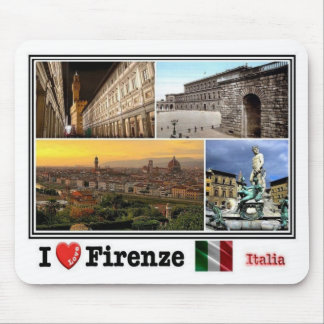 IT Italy - Toscana - Firenze - Mouse Pad