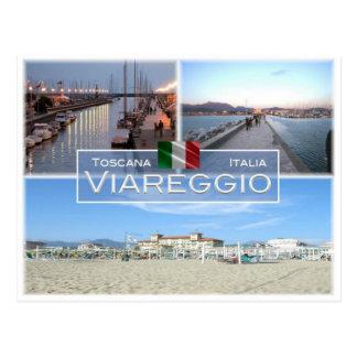 IT Italy - Toscana - Viareggio - Postcard